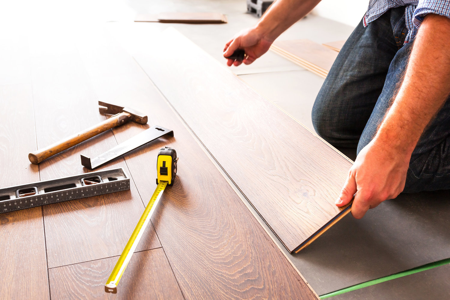Maintenance of Hardwood Flooring Necessary to Retain Its Radiance