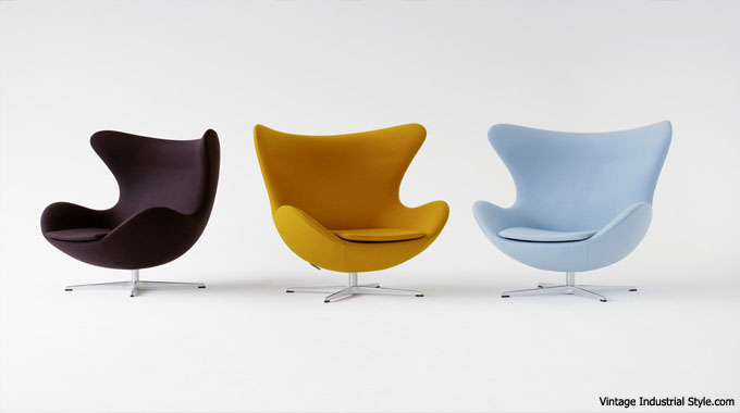 The Egg Chair: A Modern Furniture Marvel