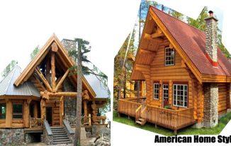 Classic Regional American Log Home Styles