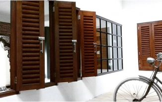 Classic Wooden Windows, Design Inspiration For A Classic Modern Residence!