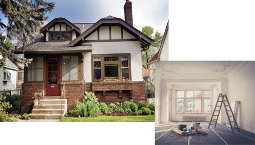 Why Renovating An Older House May Be Harder